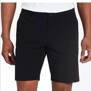 884b5c47d09f ... Calvin Klein Black Men s Slim Fit Shorts ...